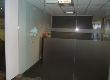 Office Signage by Tint Shield